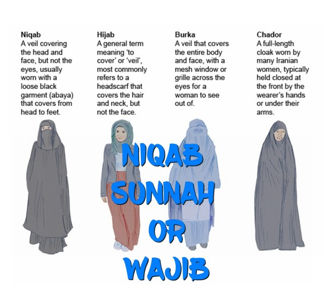 There are two different types of hijab: Niqab Sunnah Or Wajib Face Cover Mandatory Or Prescribed Can I Take My Niqab Off Pdf Zinaid Abu Naser