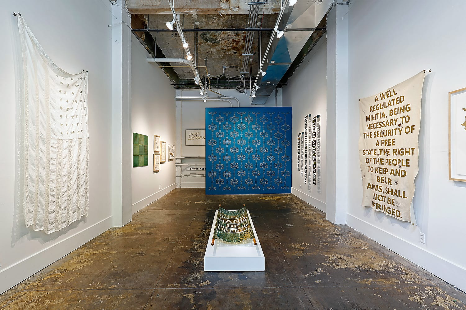 Full Installation Shot - Pattern Recognition
