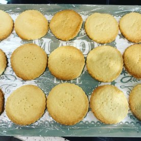 Zinc home and gift shortbreads