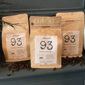 zinc home and gift coffee beans