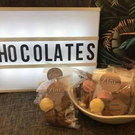 zinc home and gift handmade chocolates