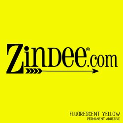 Fluorescent (NEON) Adhesive