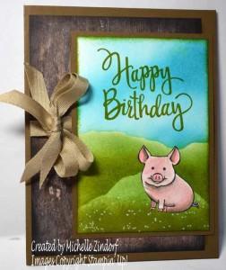 Sweet Piggy