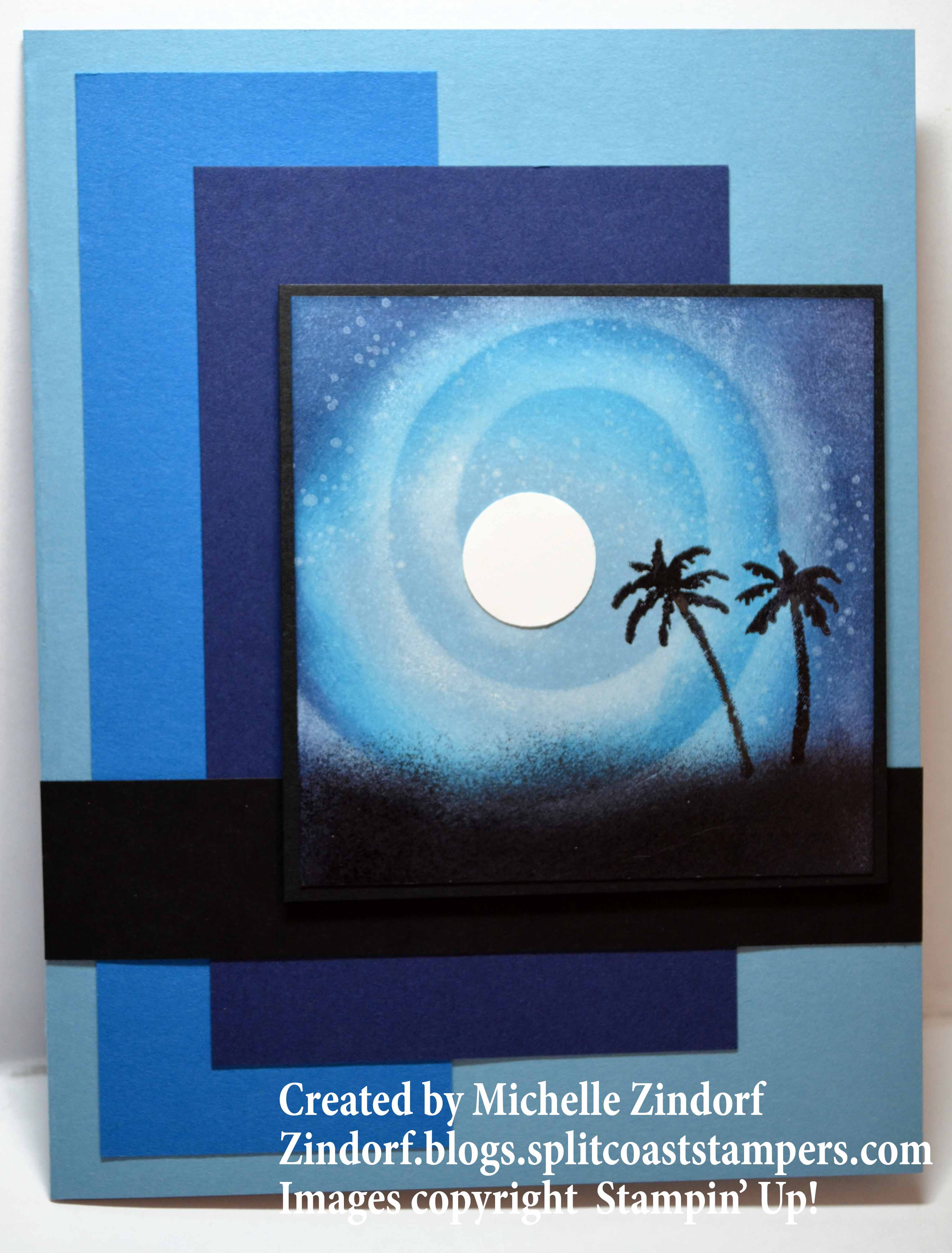 Tropical Starry Night