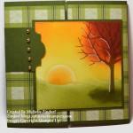 Autumn Gate Fold