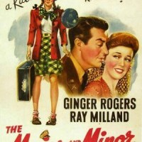 El mayor y la menor (The Major and the Minor) (1942)