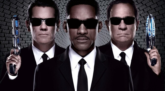 """""""Men In Black 3"""" destrona a """"Los Vengadores"""""""