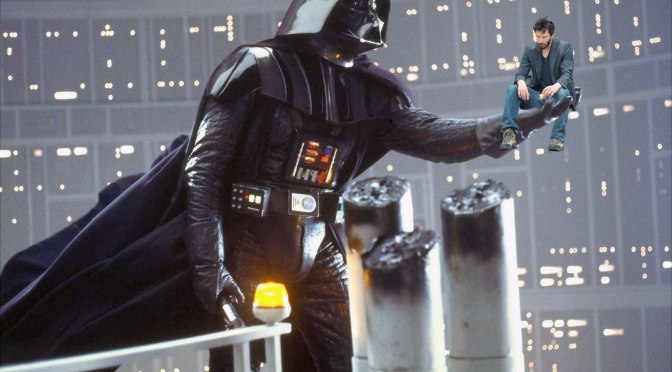 Sabías que Darth Vader no fue 1, si no 5 personas diferentes?