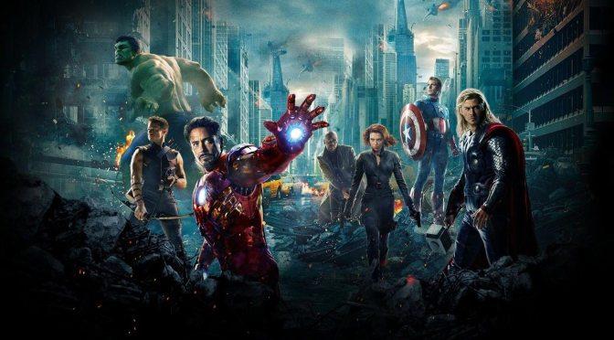 """Ya es oficial, """"Los Vengadores"""" es la tercera película más taquillera de la historia"""