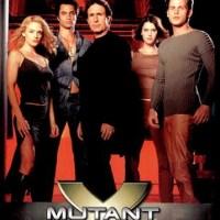 """""""Mutante X"""" (2001-2004) - un intento, medio-fallido, de llevar X-Men a la televisión"""