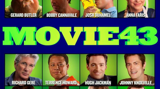 """Movie 43"" (2013) – caca, culo, pedo, pis…."