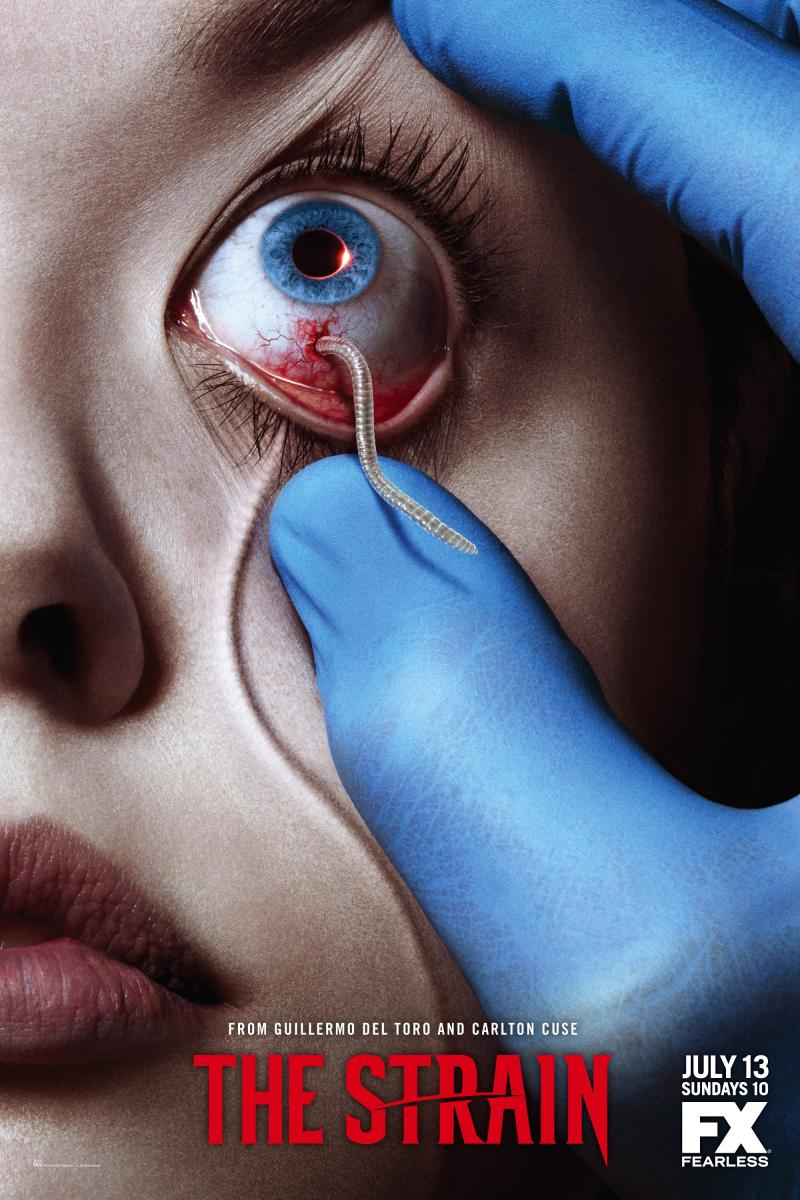 The Strain - un final de temporada tristemente decepcionante