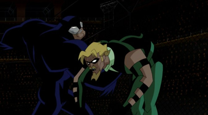 Arrow reúne una pequeña JLA