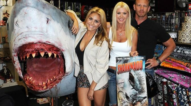 Sharknado (2013) – las risas