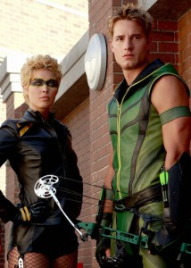 smallville arrow