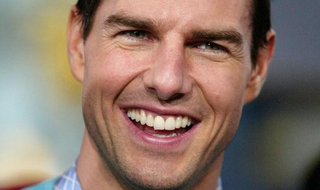 El incisivo de Tom Cruise