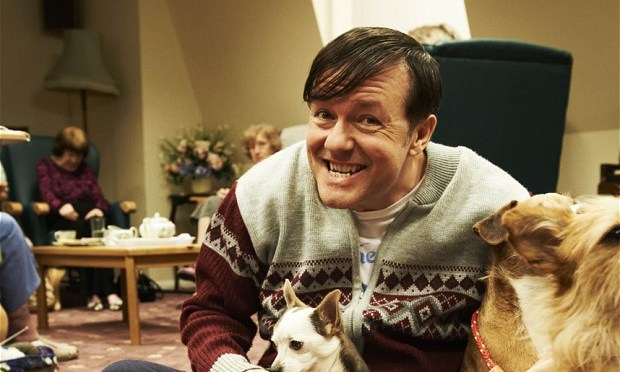 'Derek' – o cómo cagarte en las muelas de Ricky Gervais