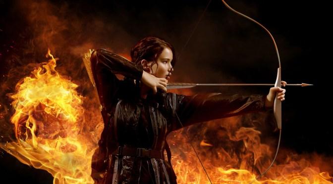 'Los juegos del hambre: Sinsajo' (2014) – Katniss a medio gas o ninguno