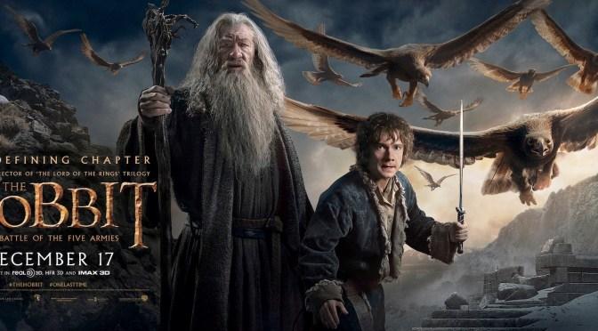 'El Hobbit: La batalla de los cinco ejércitos' vista por mi padre