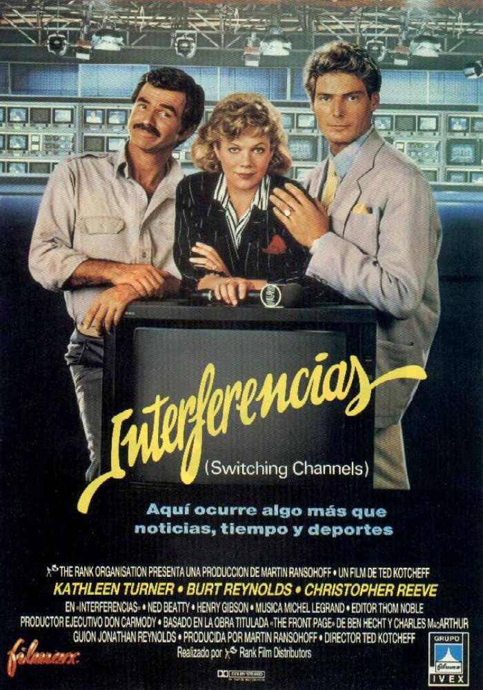 INTERFERENCIAS - Switching Channels - 1988