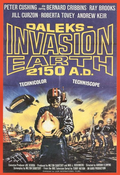 daleks invasion earth 2150