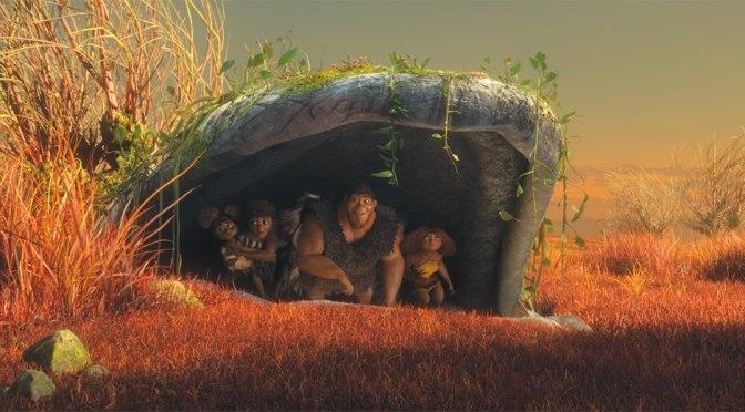 Los Croods. Una aventura prehistórica (2013)