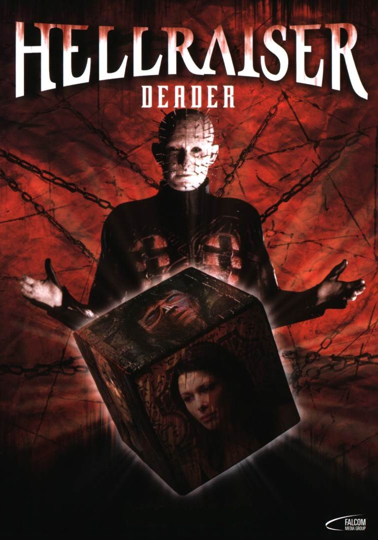 hellraiser deader cover