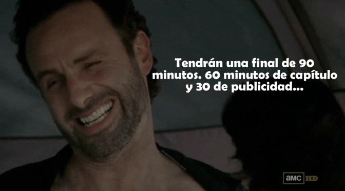 The Walking Dead – un fraude de final de quinta temporada