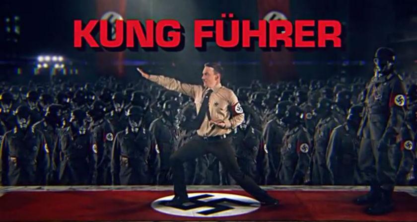 Kung Fury - Kung Fuhrer