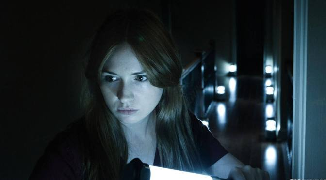 Oculus (2013) – Amy Pond vs Amityville