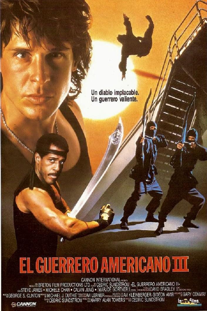 El Guerrero Americano 3 cartel
