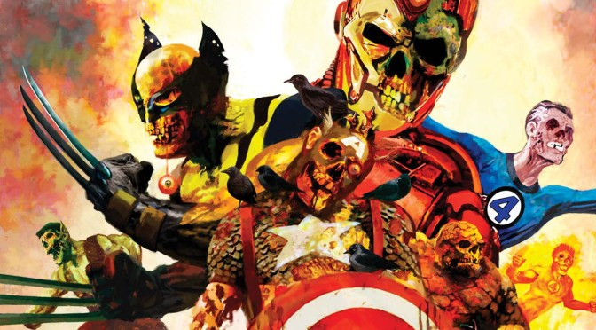 Marvel Zombies (Fanmade)