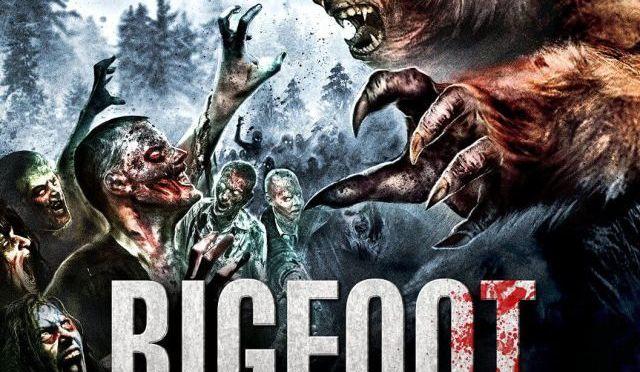 Tráiler para Bigfoot vs Zombies…!