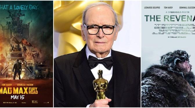 """""""Oscars 2016"""", premios y resultado de la porra"""