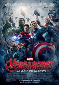 Los_Vengadores_La_Era_de_Ultron - poster