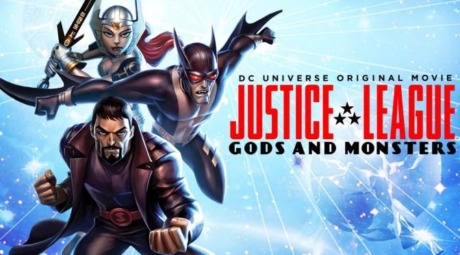 La Liga de la Justicia: Dioses y monstruos (2015), trinidad alternativa