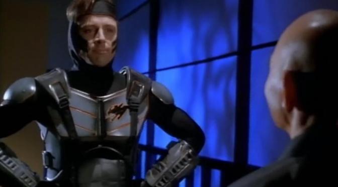La venganza del jaguar (1996), ¿araña? no, gato