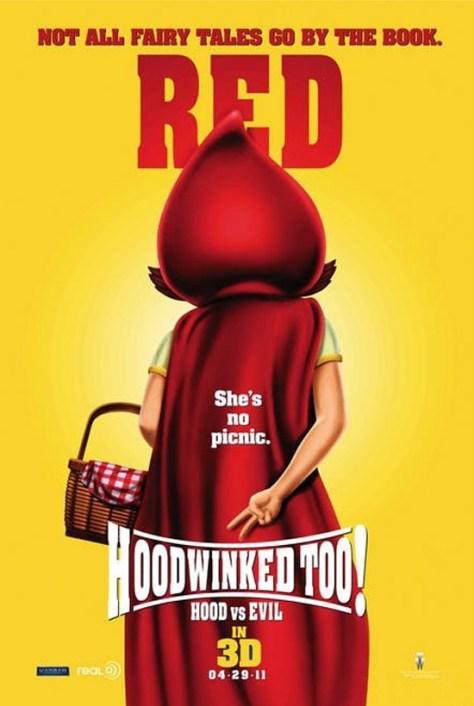 Las nuevas aventuras de Caperucita Roja - poster
