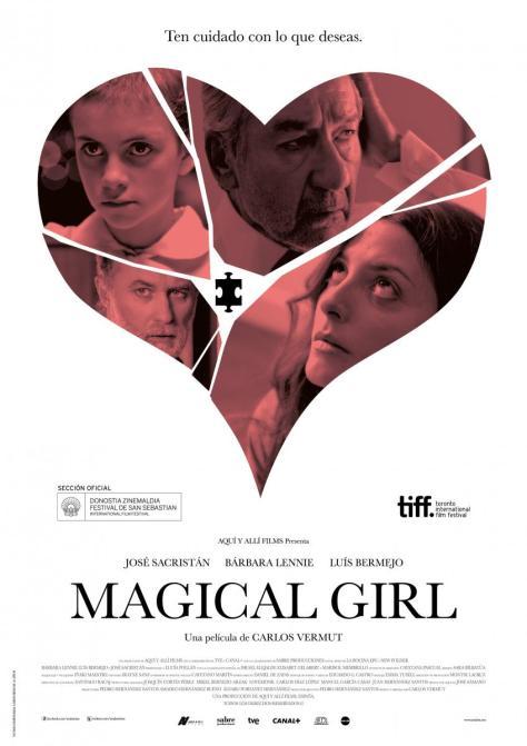 magical girl - poster