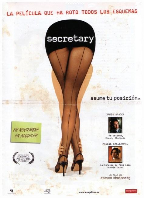 secretary - poster
