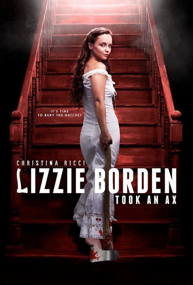 lizzie borden - poster