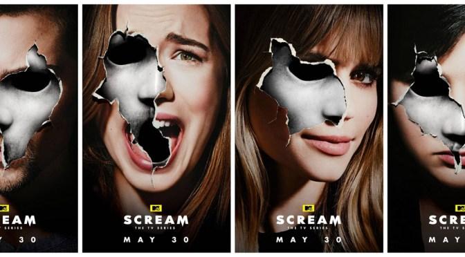 Scream S02E01-07 (2016), más episodios, menos muertes :(