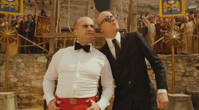 Mortadelo y Filemón. Misión: salvar la Tierra (2008), un peñazo