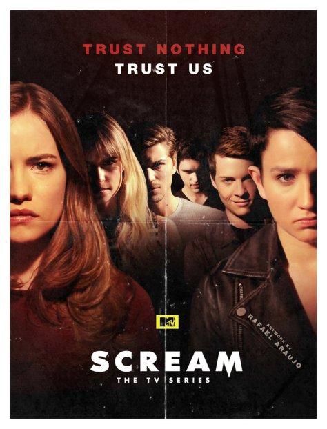 scream 2 - poster