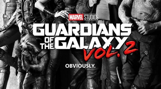 Nuevo tráiler para Guardianes de la galaxia Vol.2