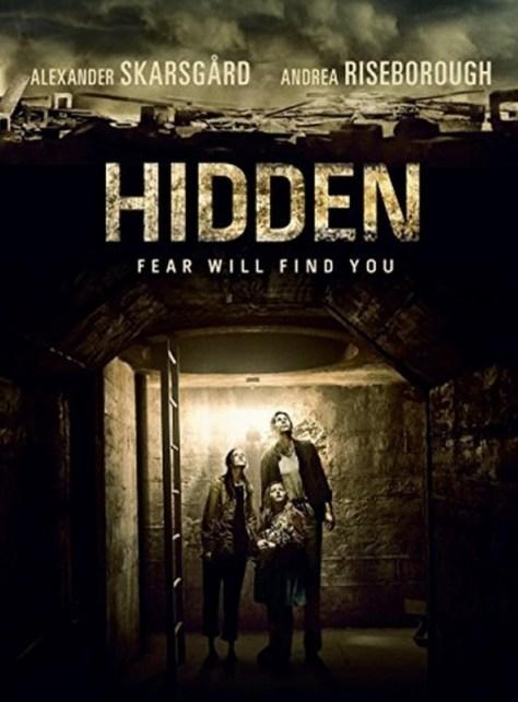 hidden -poster