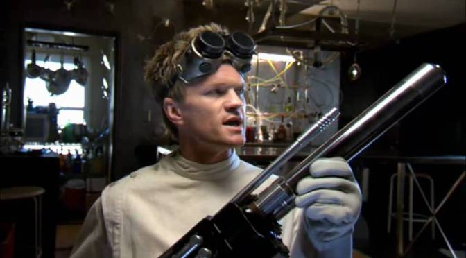 Dr. Horrible's Sing-Along Blog (2008), risas musicales
