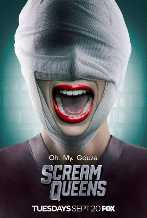 scream queens -poster