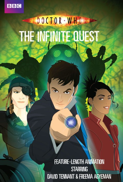 Infinite Quest -poster