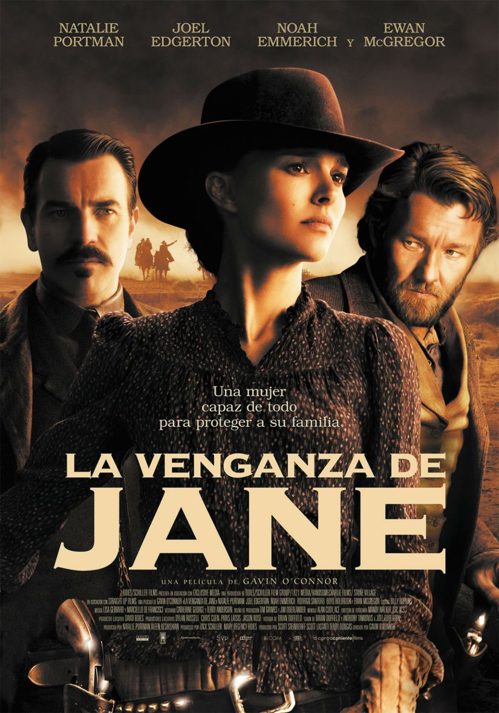 La venganza de Jane -poster
